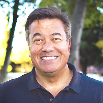 Photo of Steve De Marco, Malwarebytes' SVP of Global Sales