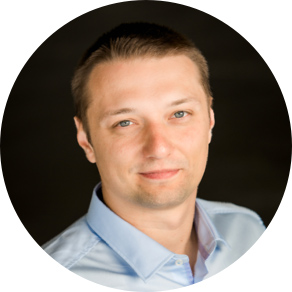 Photo of Marcin Kleczynski, Chief Executive Officer