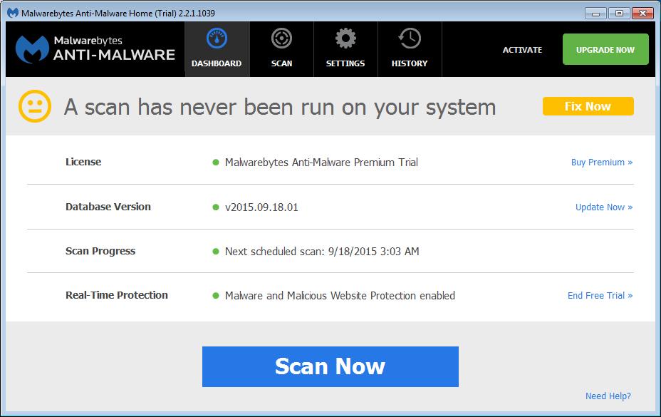 malwarebytes anti malware code d activation