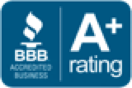 Better Business Bureau A+ Award