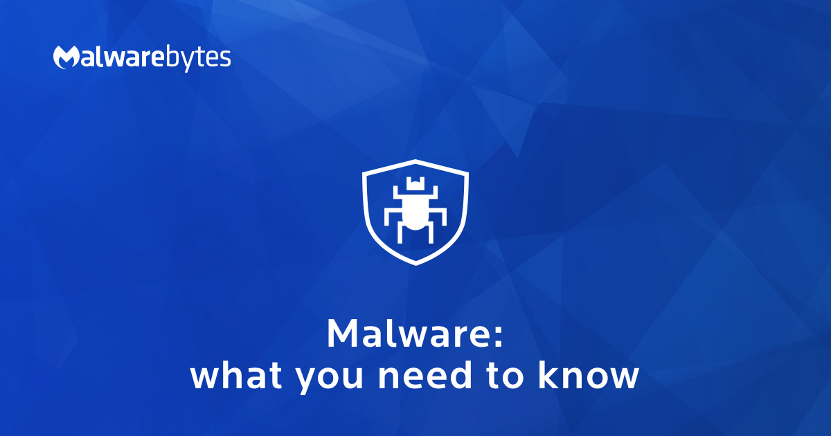 Malware definition – What is it and how to remove it