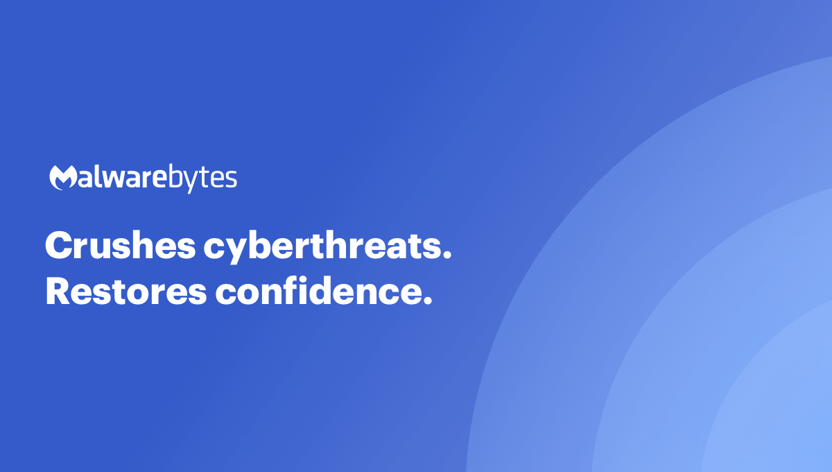 Malwarebytes Cybersecurity for Windows, Mac, Android & iOS