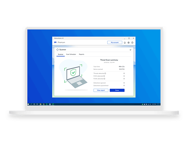 Malwarebytes for Windows - PC Antivirus Replacement | Malwarebytes