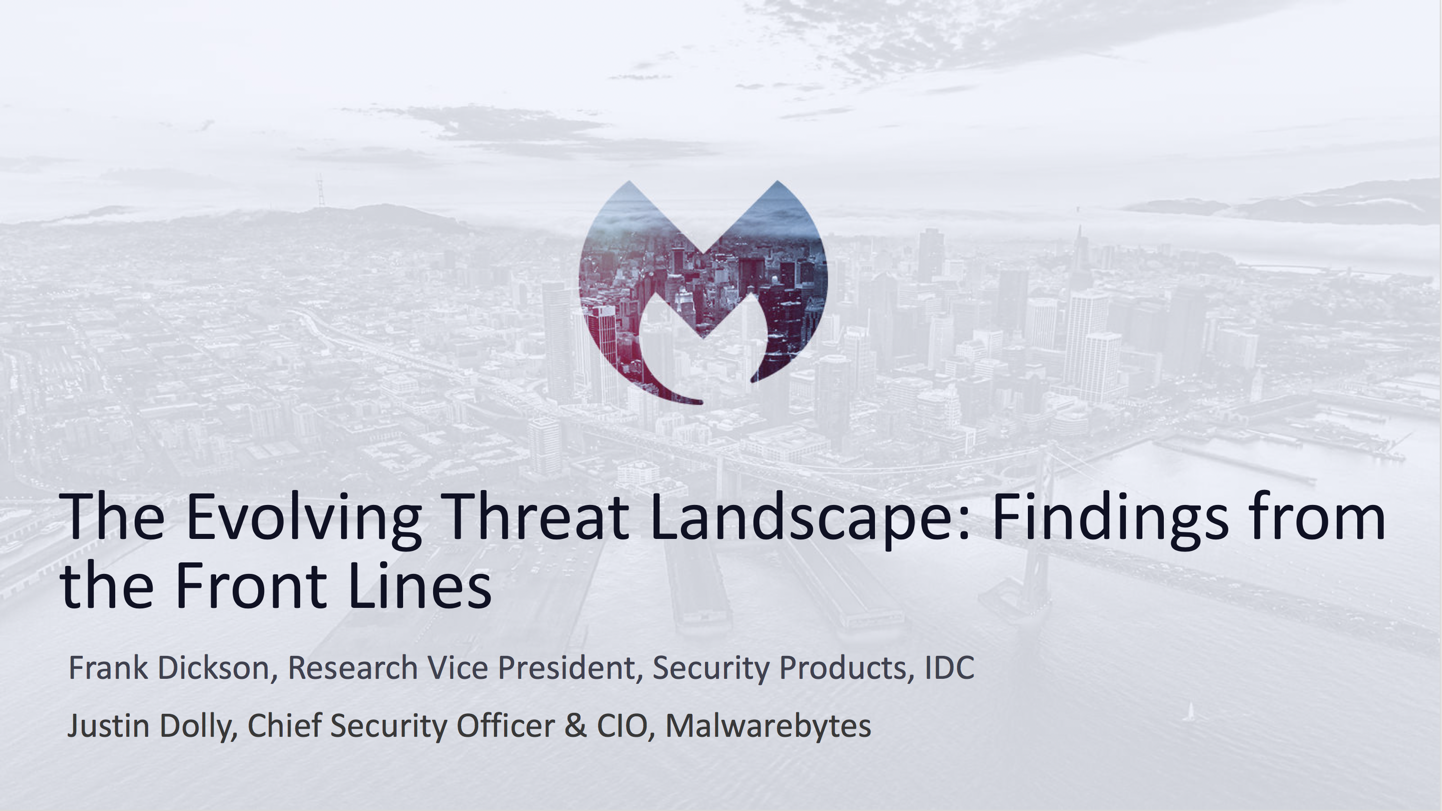 The Evolving Threat Landscape: Findings from the Front Lines